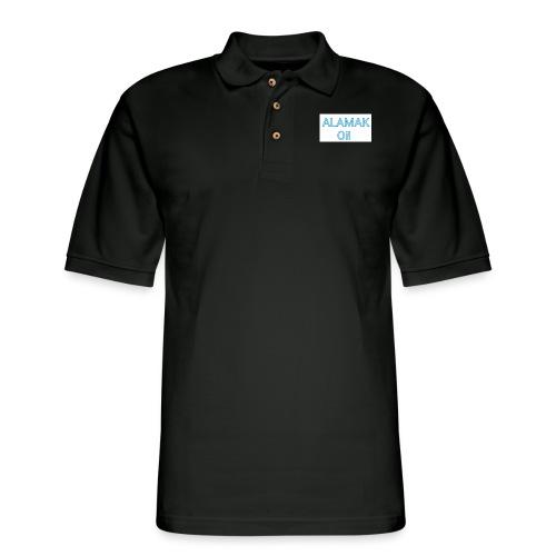 ALAMAK Oi! - Men's Pique Polo Shirt