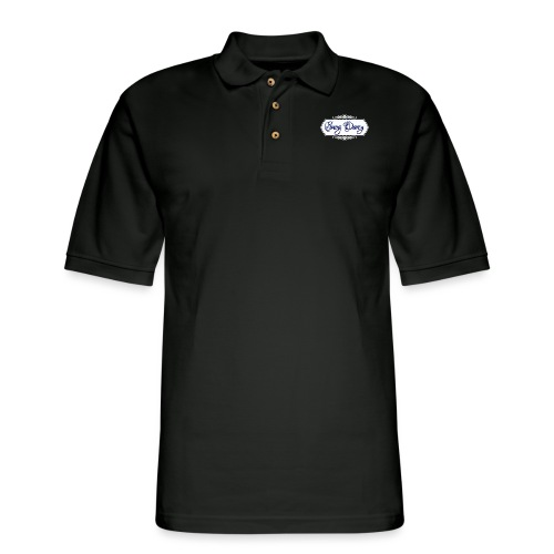 Snog Darcy - official APP merch - Men's Pique Polo Shirt