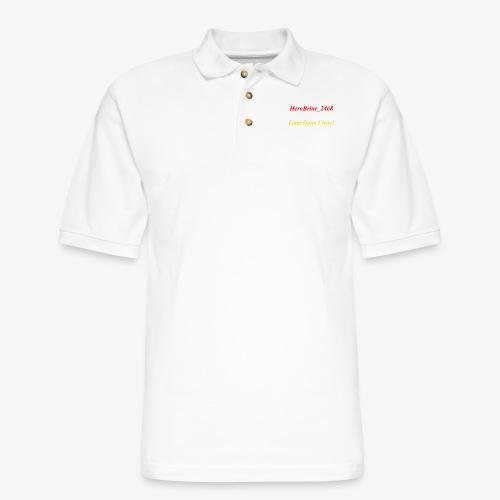 GUARDIANS UNITE - Men's Pique Polo Shirt