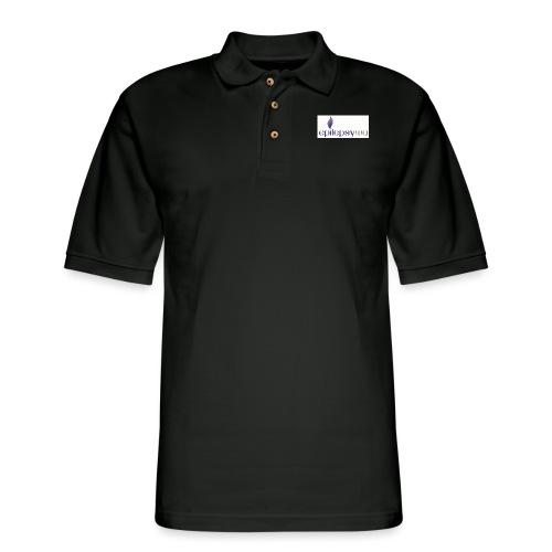 Epilepsy WA - Men's Pique Polo Shirt