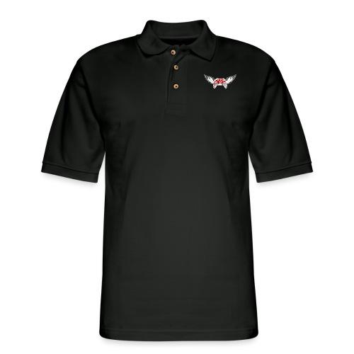 out play'd gothic - Men's Pique Polo Shirt