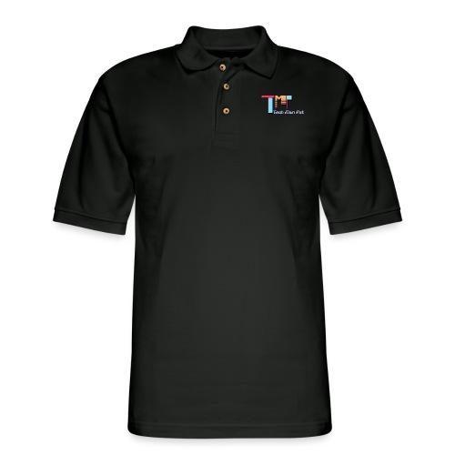 TechManPat Small - Men's Pique Polo Shirt