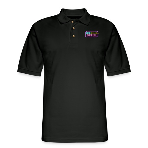 XCC 2019 BUMMXR - Men's Pique Polo Shirt