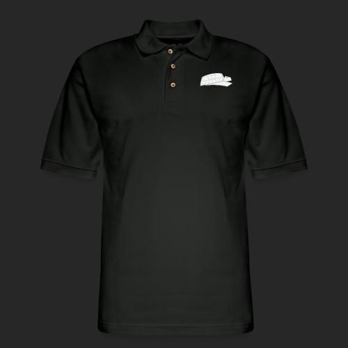 Turtle Go - Men's Pique Polo Shirt