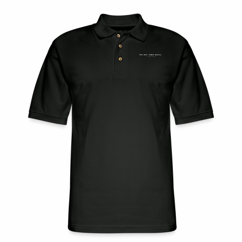This Shirt Fights Poverty - Men's Pique Polo Shirt