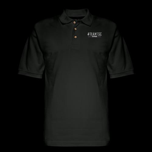 TeamTSC 01b - Men's Pique Polo Shirt