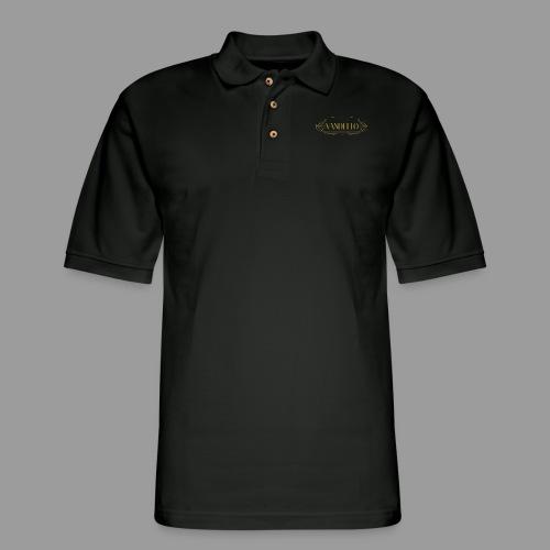 Vandello Gatsbyish - Men's Pique Polo Shirt