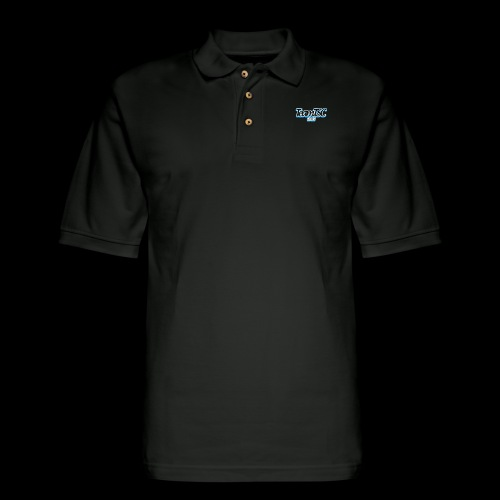 TeamTSC dolphin - Men's Pique Polo Shirt