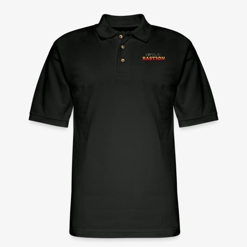 Virtual Bastion - Men's Pique Polo Shirt