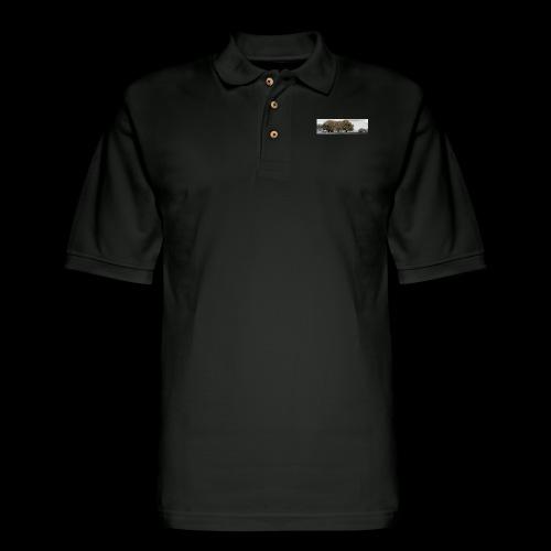 Fall colours - Men's Pique Polo Shirt