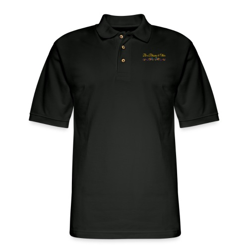 Be a Blessing to Others - Men's Pique Polo Shirt
