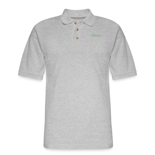 Taswegian Green - Men's Pique Polo Shirt