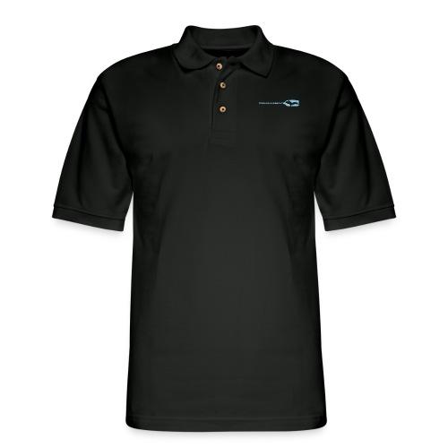 U.P. a Creek - Men's Pique Polo Shirt