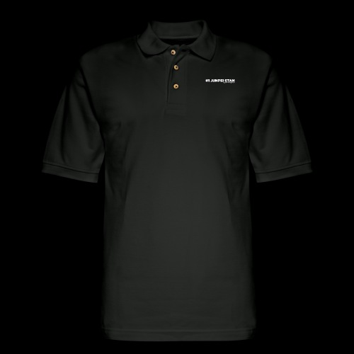 Junpei 4 Life - Men's Pique Polo Shirt