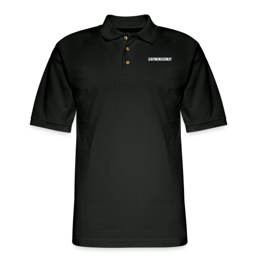 Sid Nye The Science Guy - Men's Pique Polo Shirt