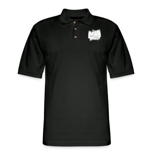 Listen to Hardrock - Men's Pique Polo Shirt