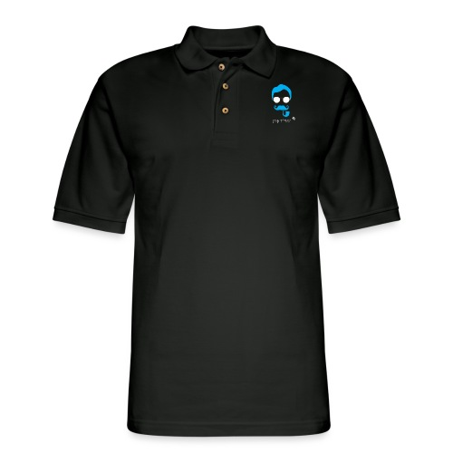 Geo Professor - Men's Pique Polo Shirt