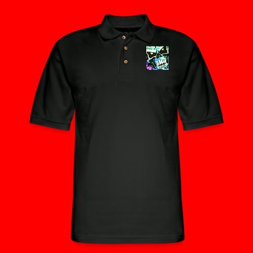 Dead Friend - Men's Pique Polo Shirt