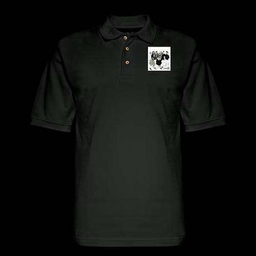 The DBD Show EP Cover Art - Men's Pique Polo Shirt