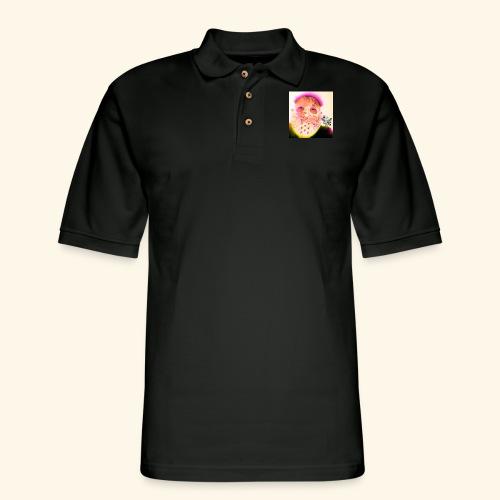 Mask on - Men's Pique Polo Shirt