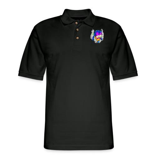 chronic_dog - Men's Pique Polo Shirt