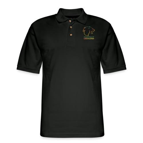 Protect LDS Children - Men's Pique Polo Shirt
