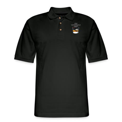 The Unwritable Rant - Men's Pique Polo Shirt