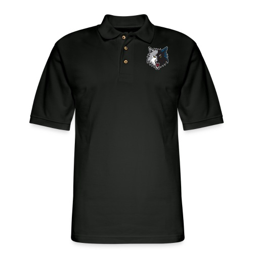 Fang Merch - Men's Pique Polo Shirt