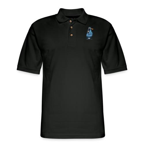 Two Tone Eclipx Hoodie - Men's Pique Polo Shirt
