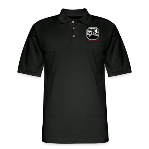 Sauna - Men's Pique Polo Shirt