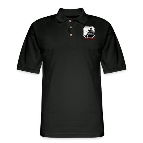 Stag's Peak - Men's Pique Polo Shirt
