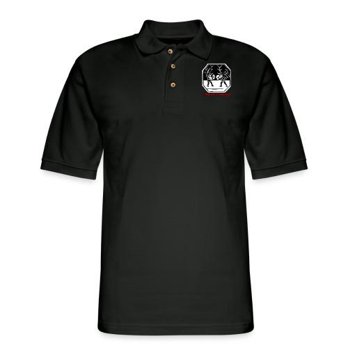 To the Death - Men's Pique Polo Shirt