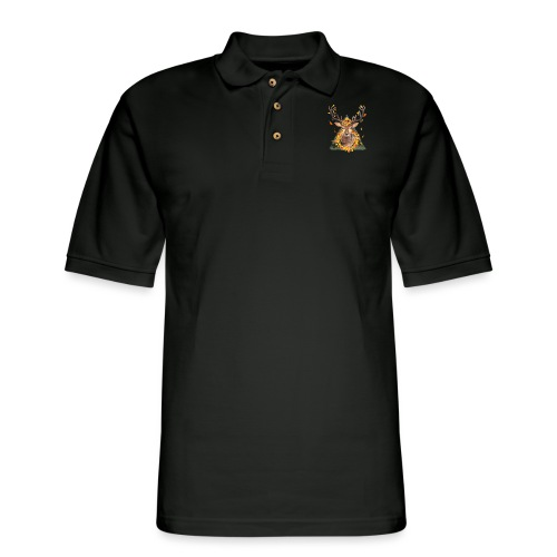 The Spirit of the Forest - Men's Pique Polo Shirt