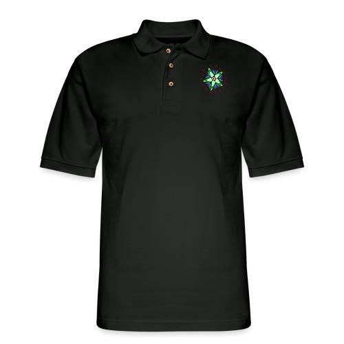 The Augustow - Men's Pique Polo Shirt