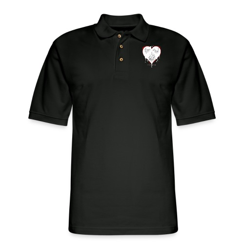 Hornyporn - Men's Pique Polo Shirt