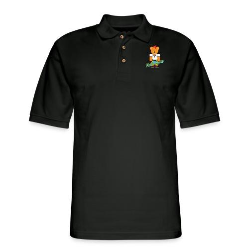 Skinhead Furrrgus - Men's Pique Polo Shirt