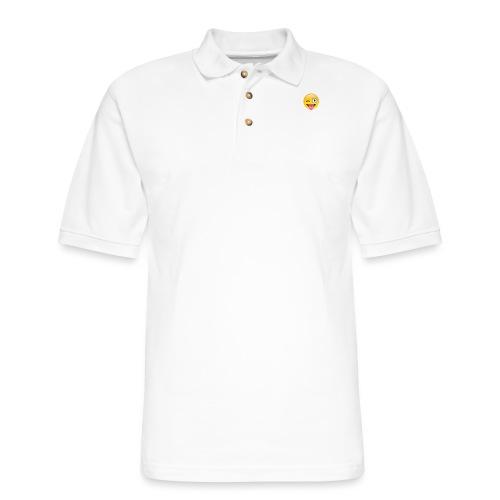 Crazy Love - Men's Pique Polo Shirt