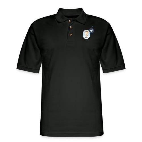 the Glen - Men's Pique Polo Shirt