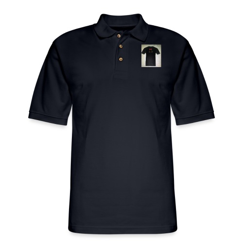 Mr and Mrs t-shirt - Men's Pique Polo Shirt