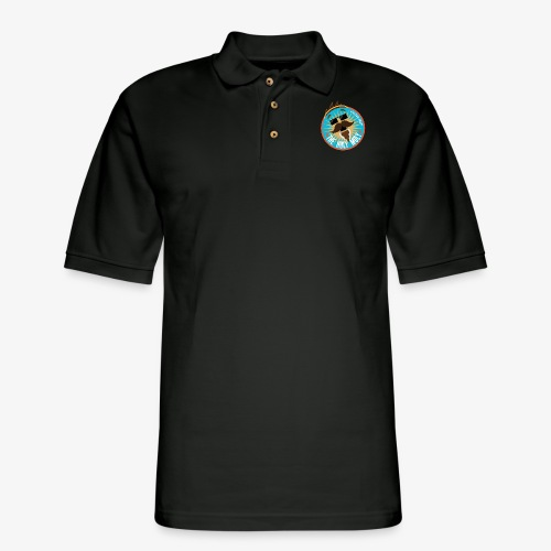 The Holy Moly - Men's Pique Polo Shirt