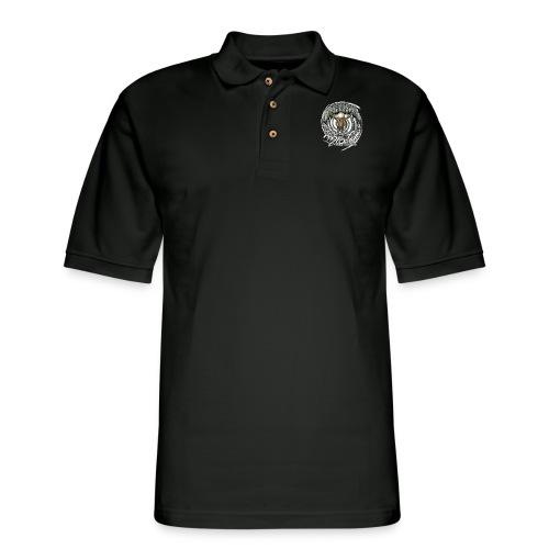 proud to misfit - Men's Pique Polo Shirt
