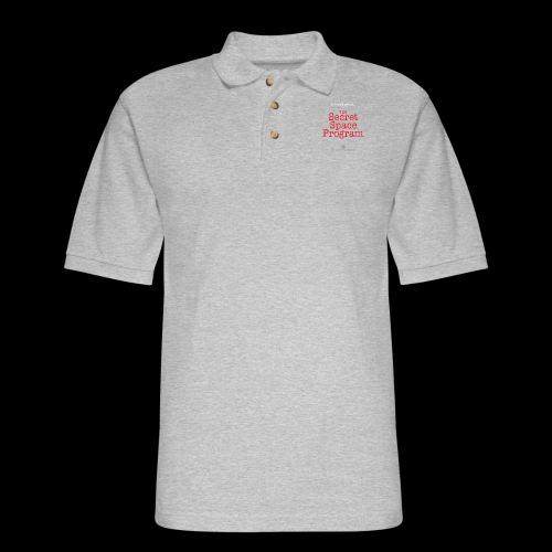 SSP Chat - Men's Pique Polo Shirt