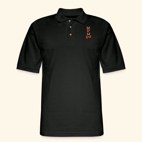 LGLG #11 - Men's Pique Polo Shirt