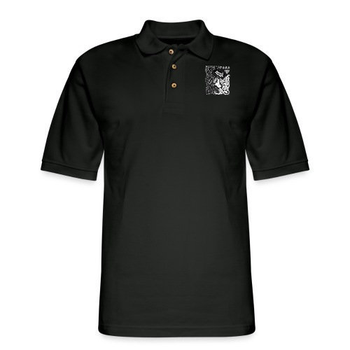 Thunor - Men's Pique Polo Shirt