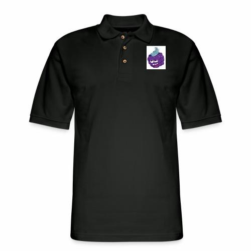Funky Berry - Men's Pique Polo Shirt