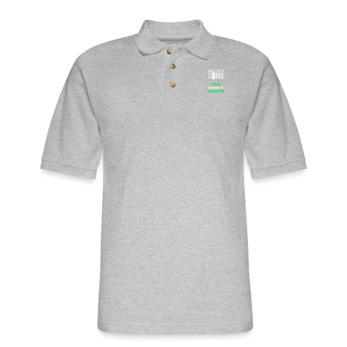If Lost Return To Datacenter - Men's Pique Polo Shirt
