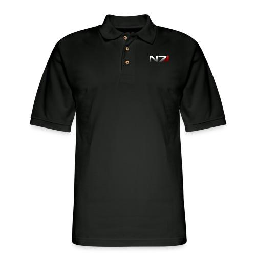 N7 - Men's Pique Polo Shirt