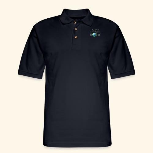 Happy Earth day - Men's Pique Polo Shirt