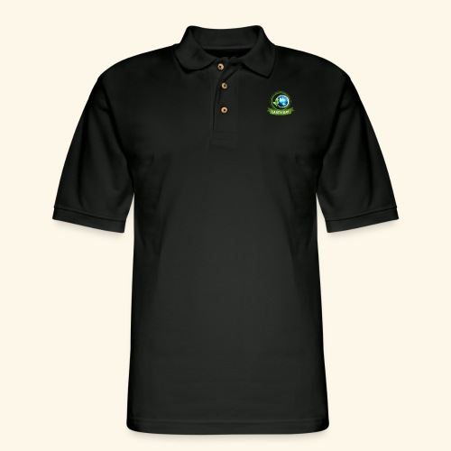 Happy Earth day - 3 - Men's Pique Polo Shirt