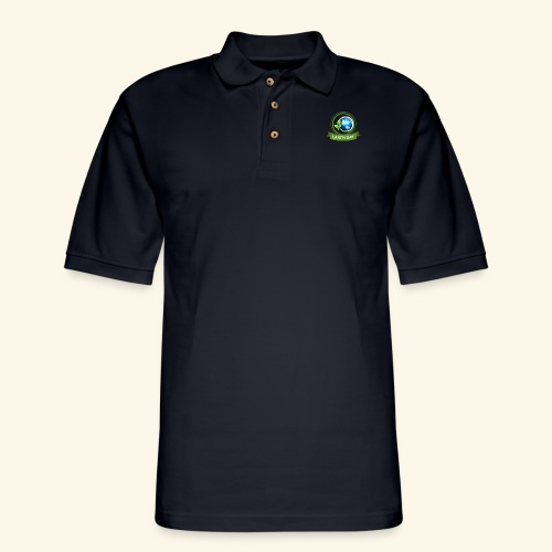Happy Earth day - 3 - Men's Pique Polo Shirt